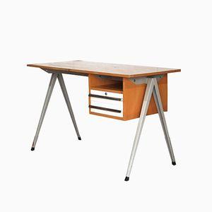 Dutch Industrial Desk from Galvanitas, 1960s