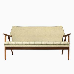 Danish Mid-Century Model 230 Sofa by Kurt Olsen for Slagelse Møbelvaerk, 1956