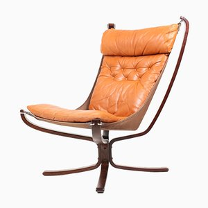 Falcon Chair by Sigurd Resell for Vatne, 1970s