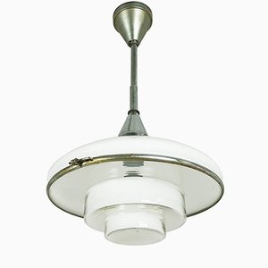 Small Pendant Lamp by Otto Müller for Sistrah, 1930s
