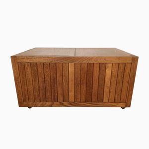 Mid-Century Danish Teak Blanket Box