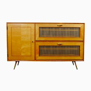 Shoe Cupboard Sideboard, 1950s