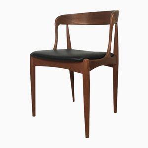 Vintage Danish Chair by Johannes Andersen for Uldum Møbelfabrik, 1970s