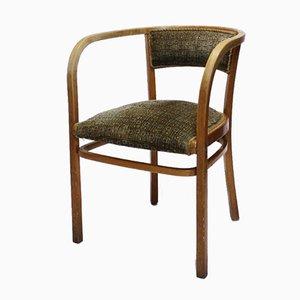 Antiker Wiener Bugholz Armlehnstuhl von Otto Wagner für Thonet