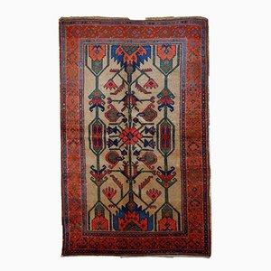 Antiker Persischer Handgeknüpfter Teppich, 1900er