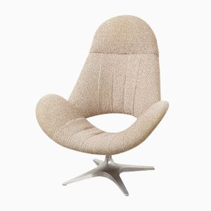 Swivel Lounge Chair from Rohe Noordwolde, 1960s