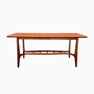 Mid-Century English Organic Coffee Table, 1950s