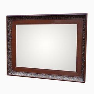 Mirror in Polished Mahogany, 1920s