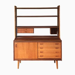 Vintage Scandinavian Highboard or Cabinet, 1960s