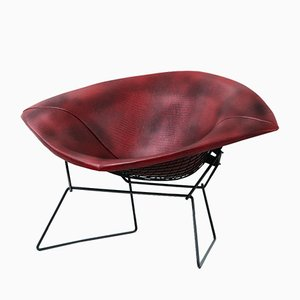 Vintage Diamond Rocking Chair by Harry Bertoia for Knoll Associates