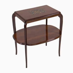 French Art Deco Side Table by Louis Majorelle, 1920s