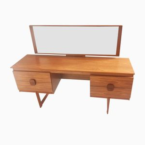 Mid-Century Vanity Table or Desk, 1970s