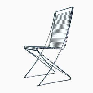 Kreuzschwinger Stuhl von Till Behrens für Schlubach