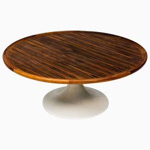 Coromandel Veneered Coffee Table, 1955
