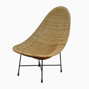 Stora Kraal Chair by Kerstin Hörlin-Holmquist for Nordiska Kompaniet, 1950s