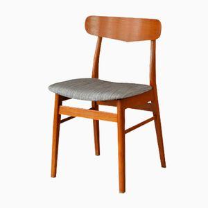 Vintage Teak Stuhl