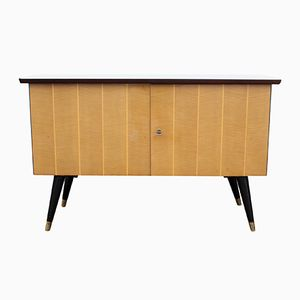 Maple Veneered Sideboard, 1950s