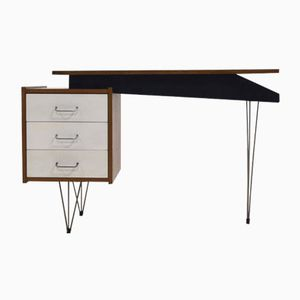 Mid-Century Hairpin Desk by Cees Braakman for Pastoe, 1950s