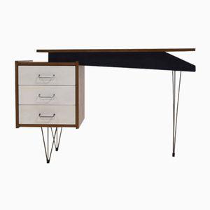 Mid-Century Hairpin Schreibtisch von Cees Braakman für Pastoe, 1950er