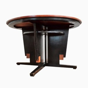 Modernist Side Table by Gerrit Feenstra, 1930s