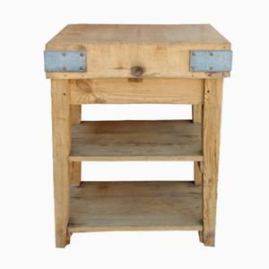 Vintage Maple Butchers Block