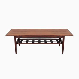 Rosewood Coffee Table by Arne Norell for Coja, 1960s