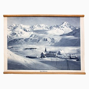 Arlberg Lithograf, 1929
