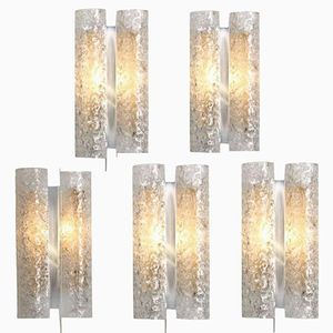 Wall Sconces from Doria, 1960s, Set of 5