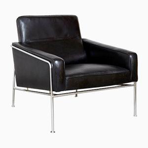 Serie 3300 Sessel von Arne Jacobsen für Fritz Hansen, 1956