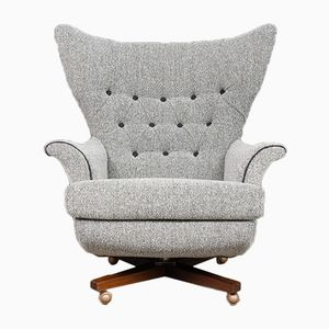 Model 6250 Swivel Armchair by Paul Conti for G-Plan