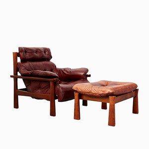 Sessel & Ottomane von Percival Lafer für Lafer Furniture Company