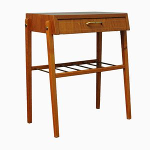 Teak Small Chest of Drawers, 1960s