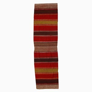 Vintage Persian Ardabil Handmade Kilim Rug, 1950s