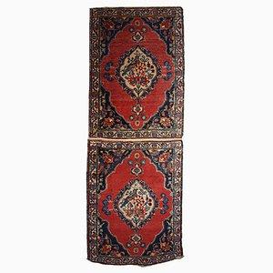 Antique Persian Handmade Tabriz Rug, 1910s