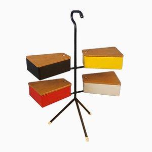 Achetez les caisses bo tes paniers uniques pamono - Boite a couture moderne ...