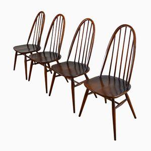 Stühle von Lucian Ercolani für Ercol, 1960er, 4er Set