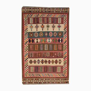 Vintage Kilim Fulton St Carpet, 1960s