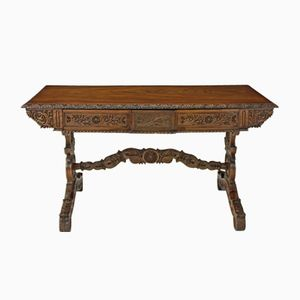 Anglo-Indian Rosewood Dining Table, 1830s