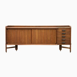 French Mid-Century Sideboard by Guillerme et Chambron for Votre Maison