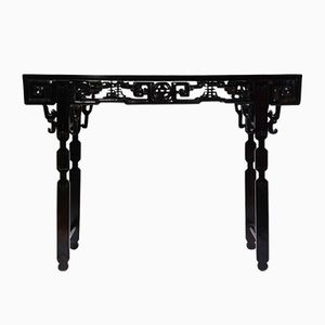 Chinese Rosewood Altar Table, 1970s