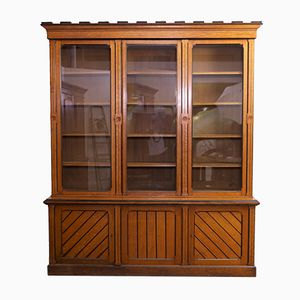 Bookcase from Wylie & Lochead, 1890s