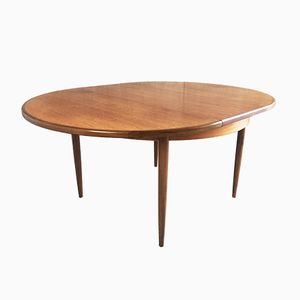 Extendable Teak Dining Table from G-Plan, 1970s