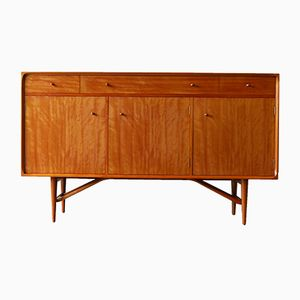 Satinwood Sideboard from Everest, 1950s