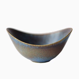 Scandinavian Ceramic ARO Bowl by Gunnar Nylund for Rörstrand, 1950s