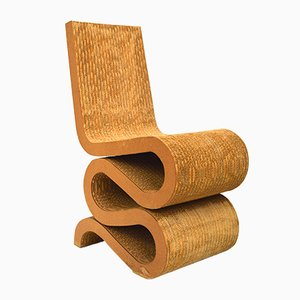 Vintage Wiggle Chair by Frank Gehry for Vitra