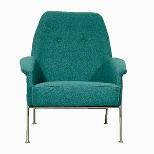 Mid-Century 162 Armchair by Theo Ruth for Artifort