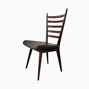 Vintage Schichtholz Stuhl von Cees Braakman für Pastoe
