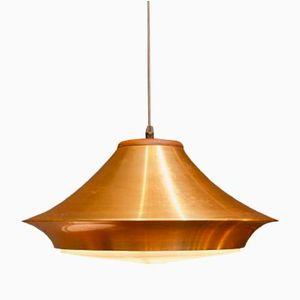 Mid-Century Copper Pendant Light