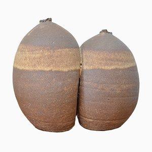 Danish Ceramic Vase, 1970s