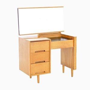 Vintage Oak Dressing Table by John & Sylvia Reid for Stag, 1970s